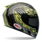BELL PS STAR CARBON KAPALI KASK TAGGER TROUBLE
