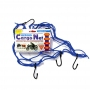 OXFORD OF129 CARGO NETS - BLUE