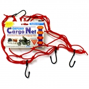 OXFORD OF128 CARGO NETS - RED
