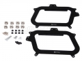 AERO Sidecase Adapter Kit. Black. For orig. GIVI side carriers. In pairs. KFT.00.152.22700/B