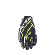 FIVE GLOVES MXFPRORIDER GREEN