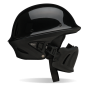 BELL PS ROGUE NAZİ CHOPPERS KASK SOLID SİYAH