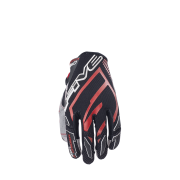 FIVE GLOVES MXFPRORIDER RED