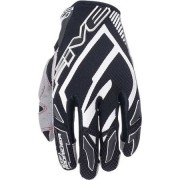 FIVE GLOVES MXFPRORIDER BLACK-WHITE