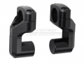 SW MOTECH VARİO BARBACK  28mm UP/BACK VARIABLE BLACK LEH.00.039.171/B