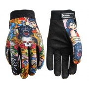 FIVE GLOVES PLANET FASHION TATTOO COUGAR