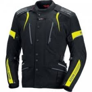 IXS SARAGOSSA BLACK-FLUO-YELLOW